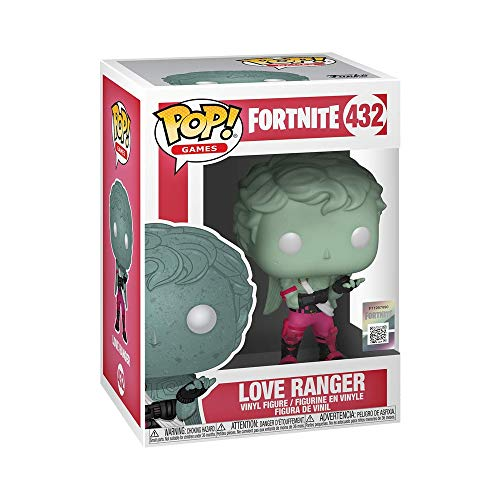 Funko Pop! Games: Fortnite - Love Ranger Collectible Figure, Multicolor