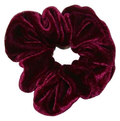 Amazon.com : Smoothies Velvet Scrunchie-black 00685