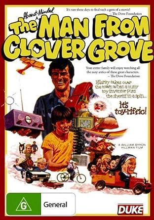 The Man from Clover Grove Origen Australiano, Ningun Idioma ...