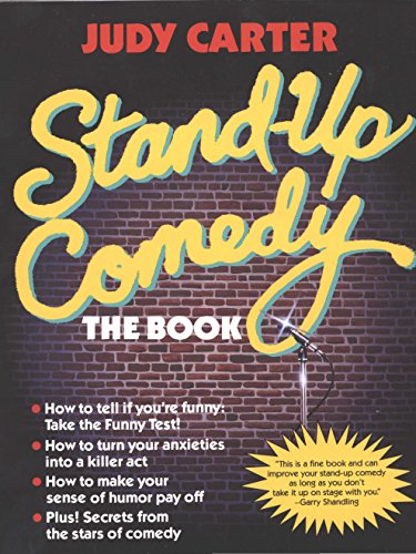 Stand-Up Comedy: The Book [Judy Carter] (Tapa Blanda)