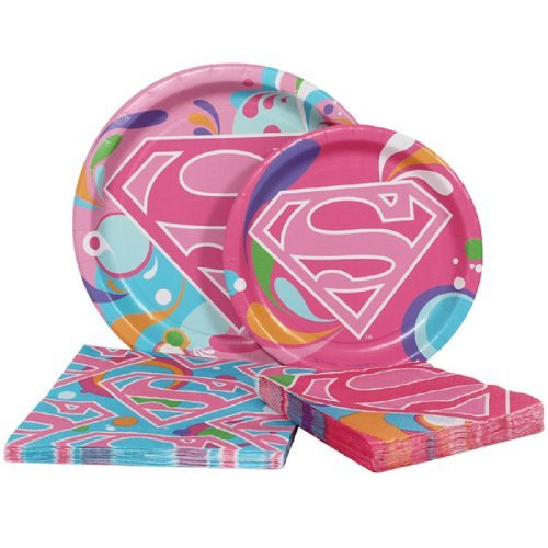 Super Girl Power Birthday Party Express Package for