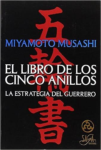 EL LIBRO DE LOS CINCO ANILLOS (Spanish Edition)