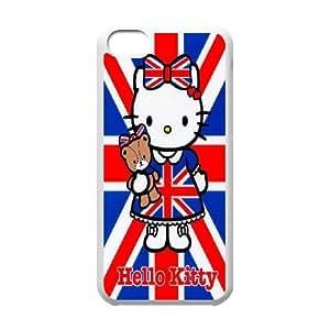 Steve-Brady Phone case Cute Cartoon Hello Kitty For iphone 5s Pattern-18