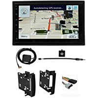 2007-2016 Jeep Wrangler Car Navigation/Bluetooth/Wifi/Android Receiver