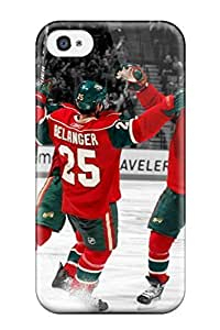 good case Case New Style minnesota wild hockey nhl NHL Sports & Colleges fashionable iPhone 5c DSbYFPKVwhR case covers