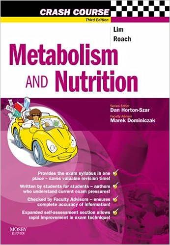 Buy Crash Course: Metabolism and Nutrition, 3e (Crash Course