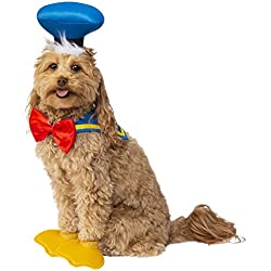 Rubie's Disney: Mickey Mouse & Friends Pet Costume Accessory, Donald Duck, S/M