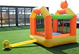 K&A Company Inflatable Little Bear Bounce House Jumper (Blower Not Included) New Toy Outdoor Play 6.9' x 6.9' x 6.9'