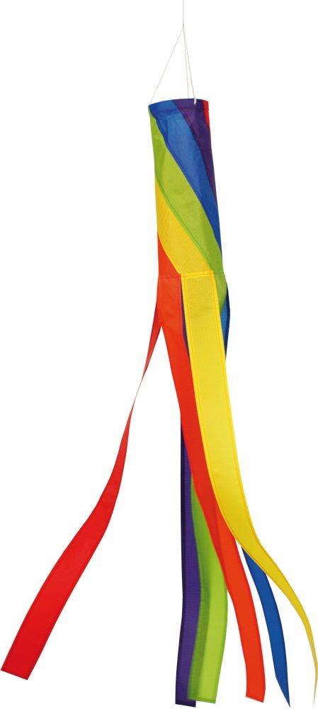Sacca a vento - 100 SPIRAL - Impermeabile e resistente ai raggi UV - Ø11cm, Lunghezza: 100cm - incl. clip girevoli con cuscinetti a sfere Colours in Motion NP442810