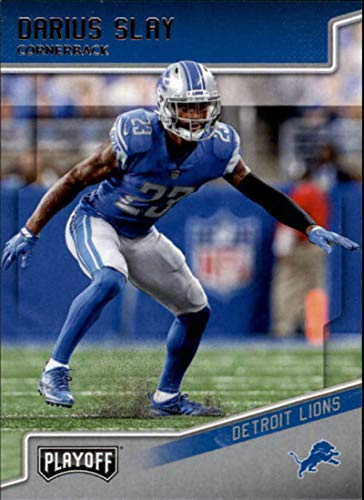 2018 Panini Playoff #67 Darius Slay Detroit Lions NFL Football Trading Card ()