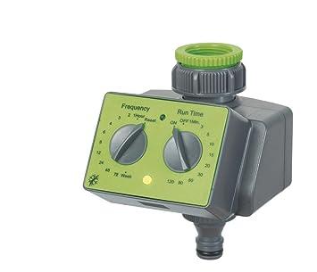 Irrigazione giardino prezzi termosifoni in ghisa scheda for Temporizzatore per irrigazione