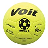 Voit Indoor Felt Soccer Ball, Size 5