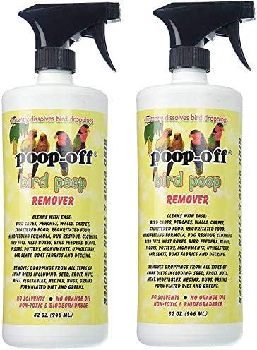 Poop-Off Bird Poop Remover Sprayer, 32-O