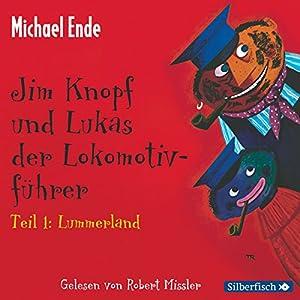 Jim Knopf und Lukas der Lokomotivführer Audiobook