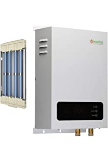 Stiebel Eltron Tankless Water Heater Tempra 20 Trend Electric On Demand Hot Water Eco White Amazon Com