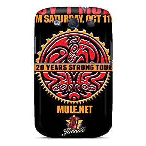 Samsung Galaxy S3 Lna18834GPns Support Personal Customs Fashion Red Hot Chili Peppers Pattern Perfect Hard Phone Covers -SherriFakhry
