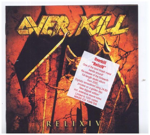 Overkill: Relixiv Ltd.Edit. (Audio CD)