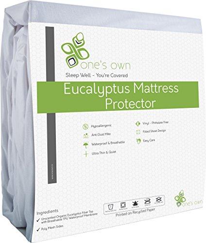 vinyl mattress protector full - 6
