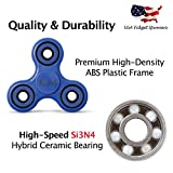 Fidget Toy | Spinners | Focus Toy | Fidget Spinner | Hybrid | Stress Toy and Anxiety Toy | Fidget for ADHD, Autism | Adults, Kids | New 2017