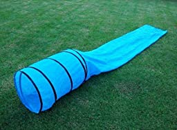 HDP Agility Dog Training Open Tunnel Size:Short 15\'