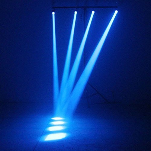 Led Spotlight Stage Light: Lilyminiso Beam Stage Light Spotlight Mini Blue LED Mount