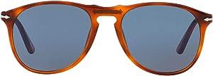 Persol Po9649s Aviator Sunglasses