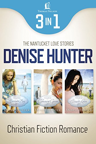 Nantucket Romance 3-in-1 Bundle: Surrender Bay, The Convenient Groom, Seaside Letters (A Nantucket Love Story)