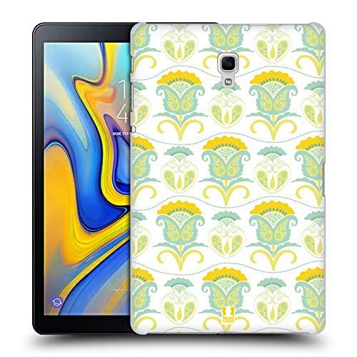 Head Case Designs Floral Daydream Bohemian Patterns Hard Back Case for Samsung Galaxy Tab A 10.5 ()