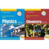 LAKHMIR SINGH SCIENCE CLASS 10 PHYSICS, CHEMISTRY(SET OF TWO BOOKS) FOR 2020 BOARD EXAM