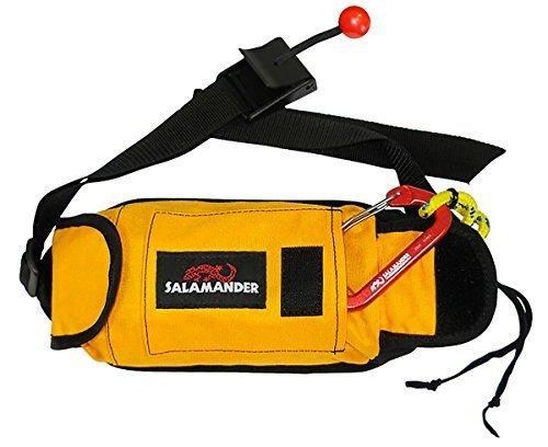 Rescue Throw Line (Salamander Retriever Kayak Rescue Throw Rope Bag & Tow)
