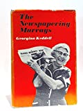 Front cover for the book The newspapering Murrays by Georgina Keddell