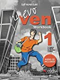 img - for Nuevo Ven 1 WORKBOOK + CD (Spanish Edition) book / textbook / text book