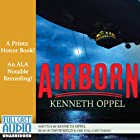 Airborn Audiobook by Kenneth Oppel Narrated by David Kelly