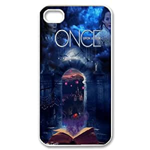 High Quality -ChenDong PHONE CASE- For Iphone 4 4S case cover -Once Upon a Time Series-UNIQUE-DESIGH 12