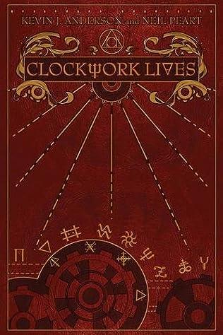 book cover of Clockwork Lives