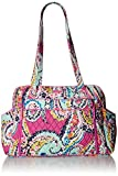 Vera Bradley Stroll Around Baby Bag, Signature Cotton