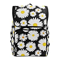 Naanle Trendy Print Casual Daypack College School Backpack Large Travel Hiking Bags for Men Women,Waterproof Computer Bag Fits 15.6 Inch Laptop