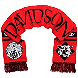 Davidson College Scarf - Davidson Wildcats Woven