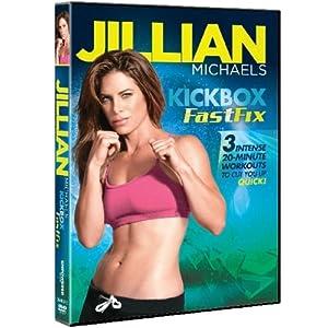 Jillian Michaels Kickbox FastFix (2012)