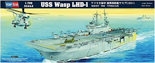 uss wasp model - 1