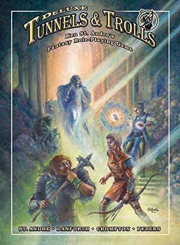 Deluxe Tunnels & Trolls Rulebook
