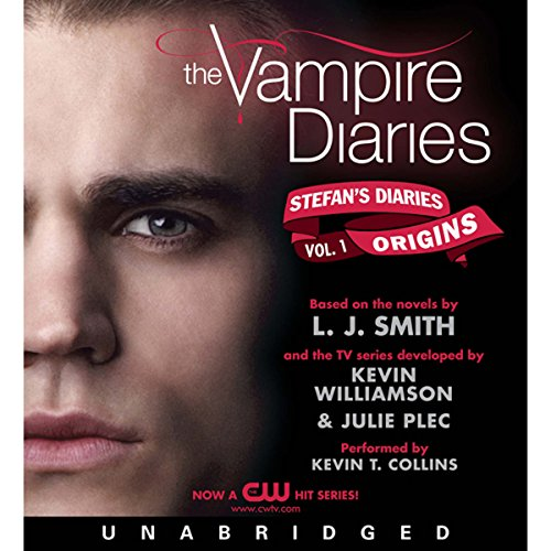 The Vampire Diaries: Stefan's Diaries 1: Origins Audiobook [Free Download by Trial] thumbnail