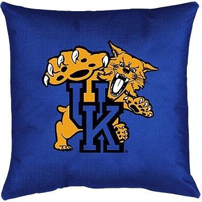 """NCAA University of Kentucky Locker Room 17""""x17"""" Toss Pillow"""