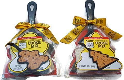 Amazon Com Variety Pack Nestle Toll House Cast Iron Skillet