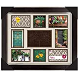Better Homes and Gardens 16x20 Espresso Collage Frame