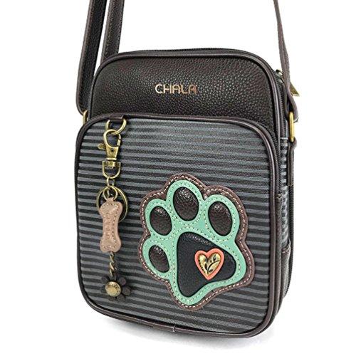 Crossbody Faux Phone Cell Chala Multicolor Women Adjustable Purse Organizer Multi with Leather Handbag Strap 5qwqxRY