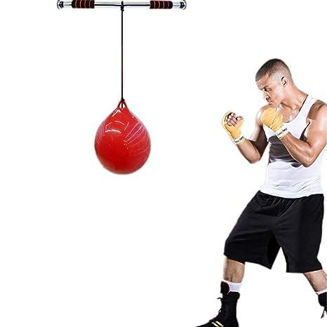 Ladovin - Balón de Agua para Entrenamiento de Boxeo con Reflejos ...