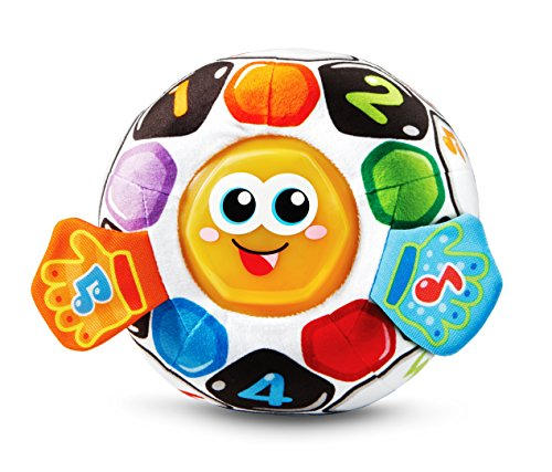 (VTech Bright Lights Soccer Ball, Multicolor)