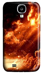 Samsung S4 Case Clouds And Stars 3D Custom Samsung S4 Case Cover