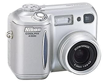 nikon coolpix 4300 digital camera amazon co uk camera photo rh amazon co uk Nikon Coolpix 885 Nikon Coolpix AW110